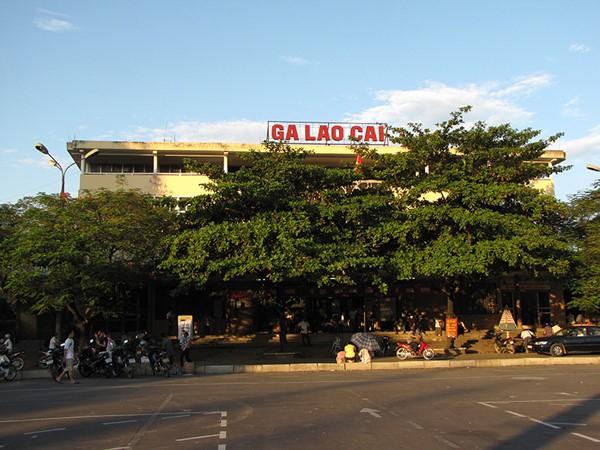 Kleinstadt Lao Cai damals und die heutige Stadt Lao Cai - ảnh 11