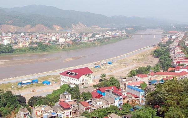 Kleinstadt Lao Cai damals und die heutige Stadt Lao Cai - ảnh 13