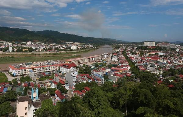 Kleinstadt Lao Cai damals und die heutige Stadt Lao Cai - ảnh 14