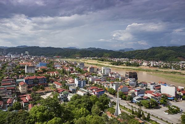 Kleinstadt Lao Cai damals und die heutige Stadt Lao Cai - ảnh 15