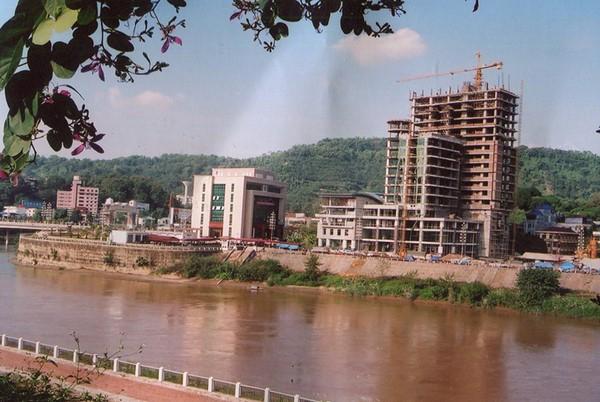 Kleinstadt Lao Cai damals und die heutige Stadt Lao Cai - ảnh 3