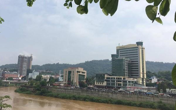 Kleinstadt Lao Cai damals und die heutige Stadt Lao Cai - ảnh 4