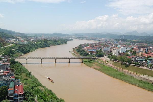 Kleinstadt Lao Cai damals und die heutige Stadt Lao Cai - ảnh 7