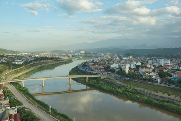 Kleinstadt Lao Cai damals und die heutige Stadt Lao Cai - ảnh 8