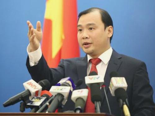 """Vietnam protestiert gegen Chinas Wahlen in """"Sansha"""" - ảnh 1"""