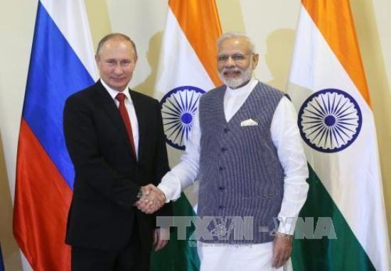 Gipfel der Schwellenländer in Indien eröffnet - ảnh 1