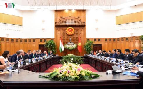 Hochrangiges Gespräch zwischen Vietnam und Ungarn - ảnh 1