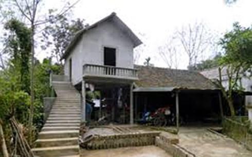 Klimafonds GCF hilft Bewohnern bei Hausbau gegen Fluten - ảnh 1