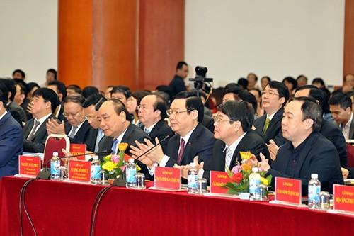 Bilanzkonferenz des Finanzwesens - ảnh 1