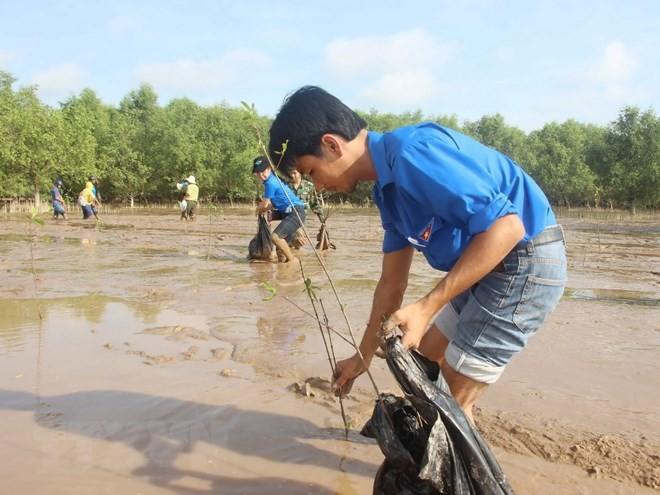 Veröffentlichung der Ergebnisse der Umfrage unter Jugendlichen zu nachhaltigen Entwicklungszielen - ảnh 1