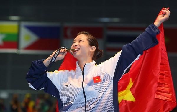 Vietnam bemüht sich um vier oder fünf Goldmedaillen bei ASIAD 2018 - ảnh 1