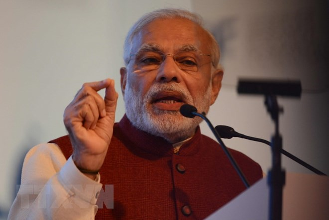 Indien verstärkt Zusammenarbeit mit Frankreich, VAE und Oman - ảnh 1