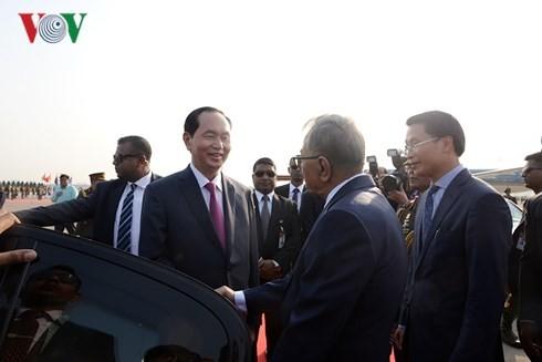 Verstärkung der Freundschaft und Kooperation zwischen Vietnam und Bangladesch - ảnh 1