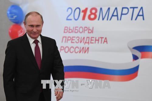 Russlands Präsidentenwahl: Viele Länder verpflichten sich zu Verstärkung der Beziehungen zu Russland - ảnh 1