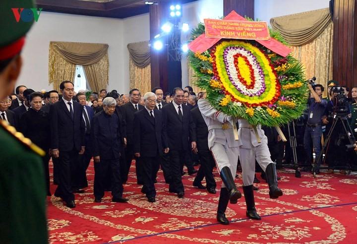 Vietnam ordnet zweitägige Staatstrauer für ehemaligen Premierminister Phan Van Khai an - ảnh 1