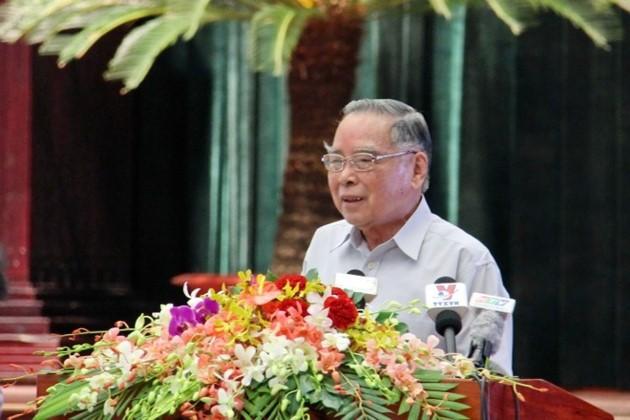 Ehemaliger Premierminister Phan Van Khai hinterließ viele diplomatische Prägungen - ảnh 2