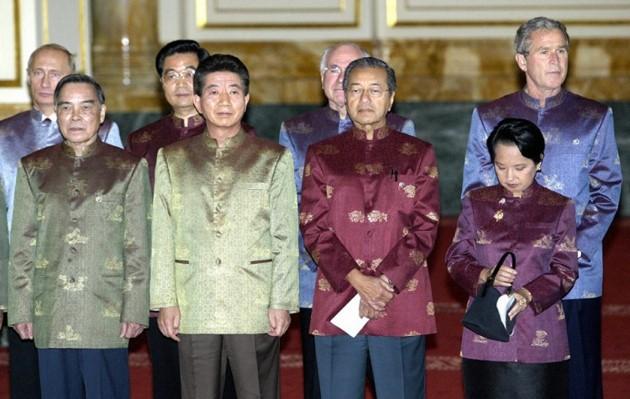 Ehemaliger Premierminister Phan Van Khai hinterließ viele diplomatische Prägungen - ảnh 6