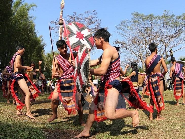 Der März in Tay Nguyen – Zeit der Feste - ảnh 2