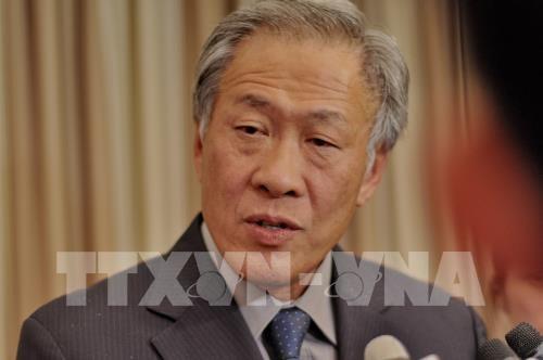 Singapur wird einen Teil der Kosten des USA-Nordkorea-Gipfels tragen - ảnh 1