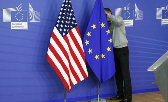 EU-Länder sind sich einig über Strafzölle gegen die USA - ảnh 1