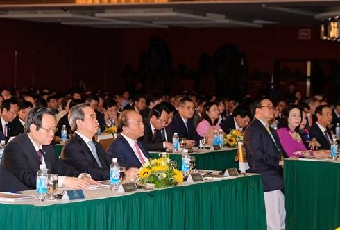 """Der Premierminister nimmt an """"Hanoi 2018 – Investitions- und Entwicklungszusammenarbeit"""" teil - ảnh 1"""