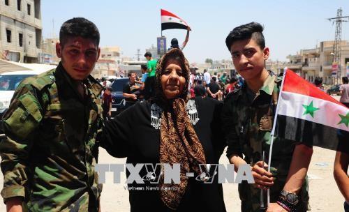 Syrische Opposition einigt sich, Verhandlung mit Russland wiederherzustellen - ảnh 1