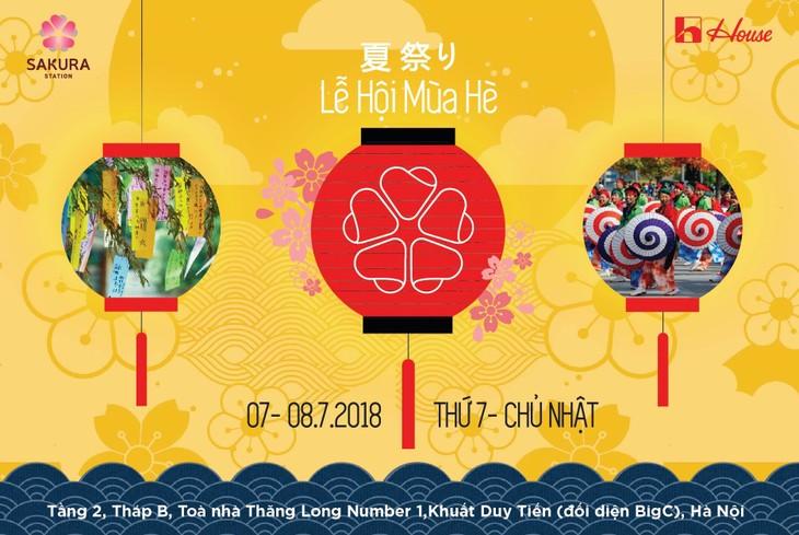 Japanisches Kulturfestival 2018 in Hanoi eröffnet - ảnh 1