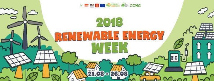 Start der Woche für erneuerbare Energien Vietnams - ảnh 1