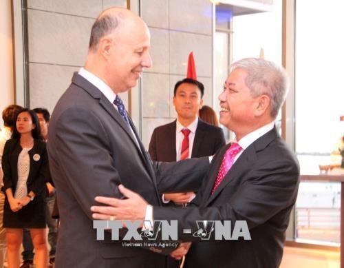 Vietnam-Israel-Beziehungen haben noch viele Potentiale zur Zusammenarbeit - ảnh 1