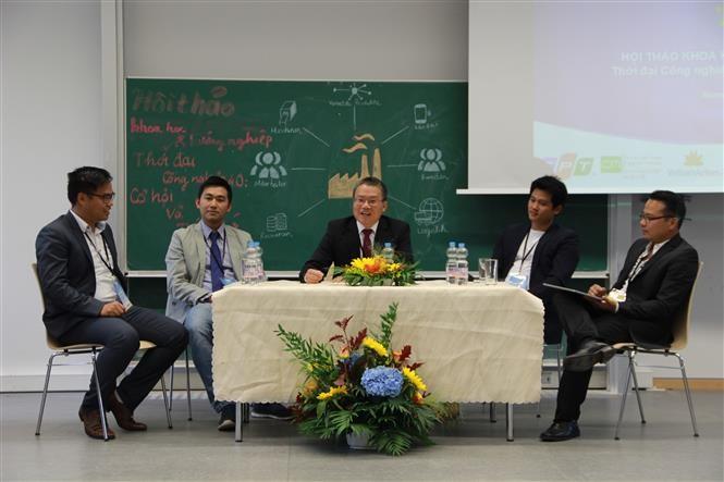 SiviDuc 2018 – Verbindung vietnamesischer Jugendlicher und Studenten in ganz Deutschland - ảnh 1