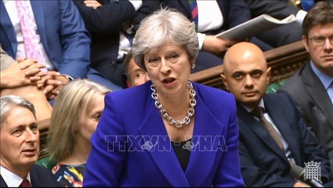 Brexit: EU fordert von Großbritannien Änderung des Plans zum EU-Austritt - ảnh 1