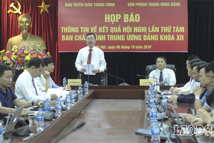 8. Sitzung des KPV-Zentralkomitees erfüllt das ganze geplante Programm - ảnh 1