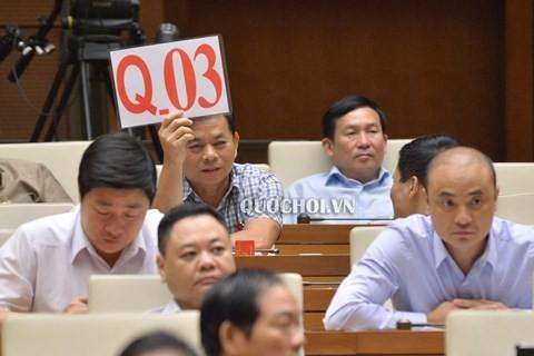 Änderung der Tätigkeiten des Parlaments - ảnh 1