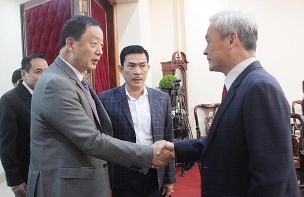 Dong Nai: Verwaltungsformalität zur Anziehung ausländischer Direktinvestitionen - ảnh 1
