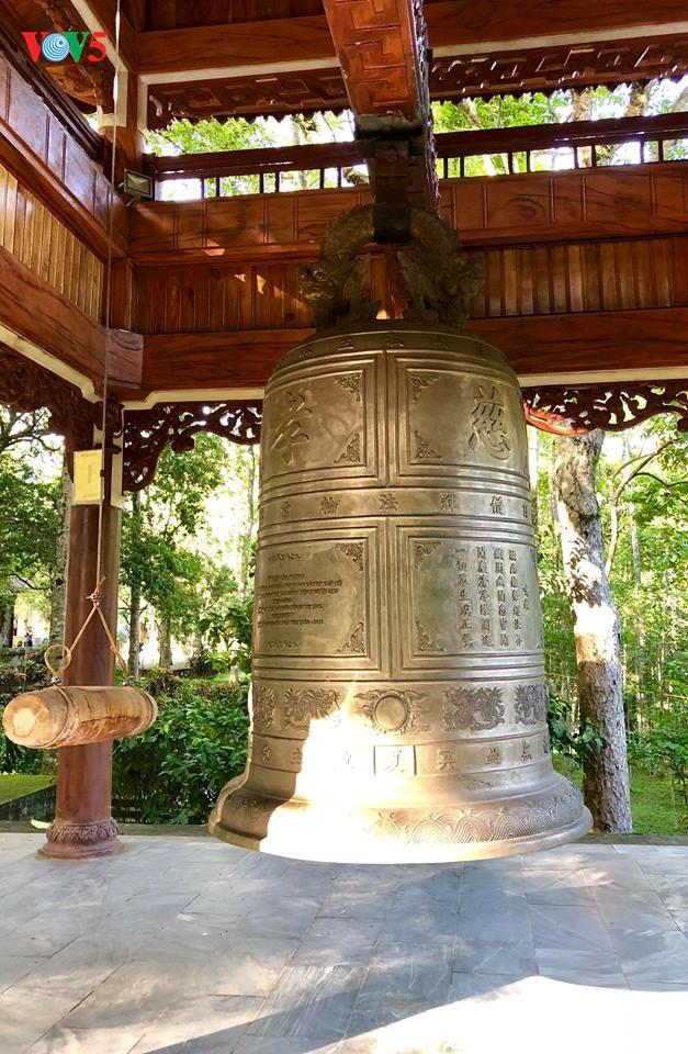 Tu Hieu – eine alte Pagode in Hue - ảnh 11