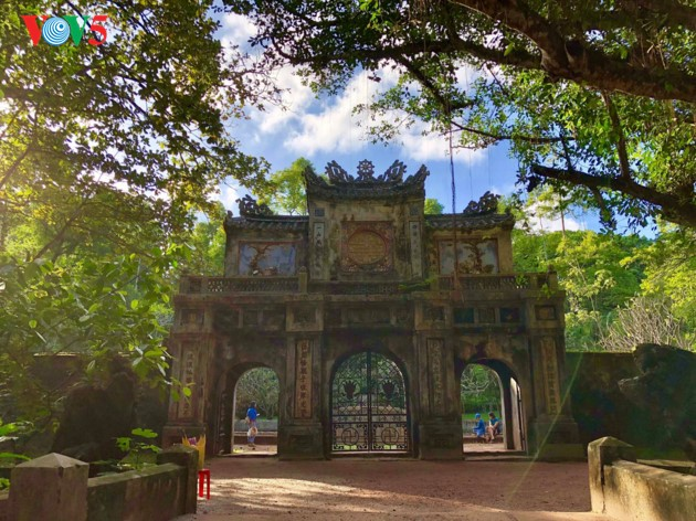 Tu Hieu – eine alte Pagode in Hue - ảnh 2