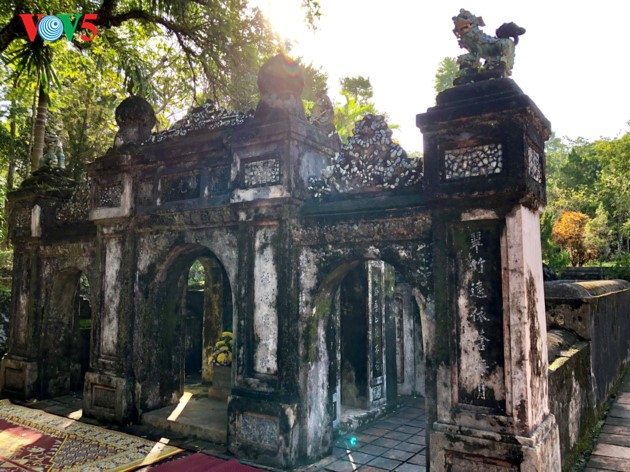 Tu Hieu – eine alte Pagode in Hue - ảnh 3