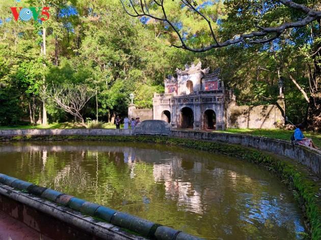 Tu Hieu – eine alte Pagode in Hue - ảnh 5