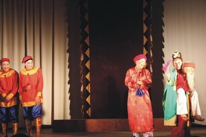 Traditionelle Kunst den modernen Zuschauern näher bringen - ảnh 2
