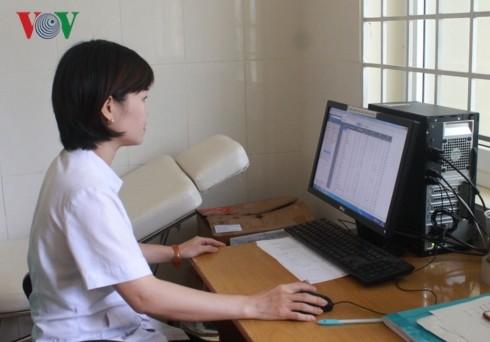 Anwendung von Informationstechnologie bei Behandlung von Patienten in entlegenen Gebieten - ảnh 1