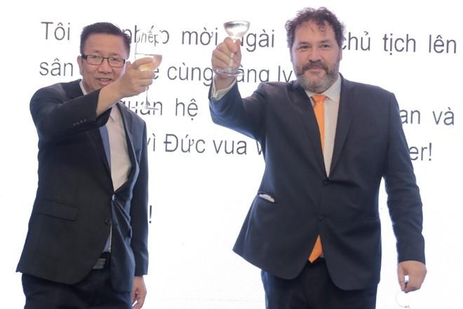 Zusammenarbeit zwischen Ho Chi Minh Stadt und Niederlanden verstärken - ảnh 1