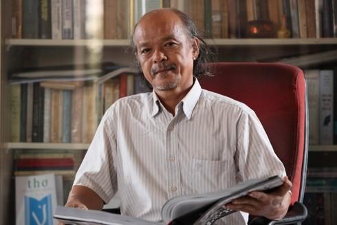 Die Dichter der ethnischen Minderheit Cham  - ảnh 1