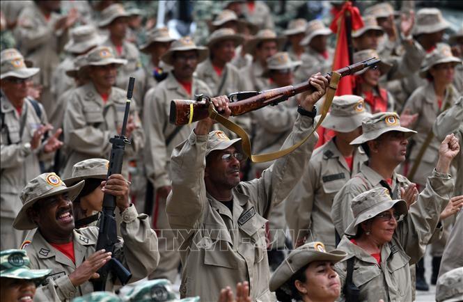 Venezuelas Präsident tauscht Generalkommandanten der Nationalpolizei aus - ảnh 1