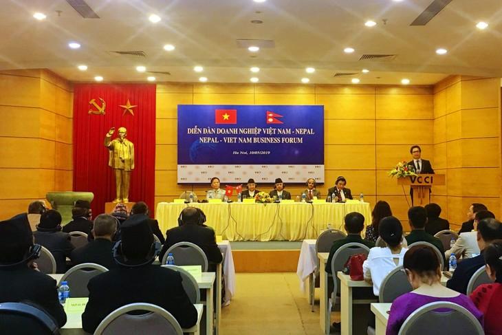 Potentiale zur Zusammenarbeit in Investition und Handel zwischen Vietnam und Nepal sind noch groß - ảnh 1