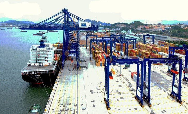 Zoll in Quang Ninh schafft gute Bedingungen für Im- und Export - ảnh 1