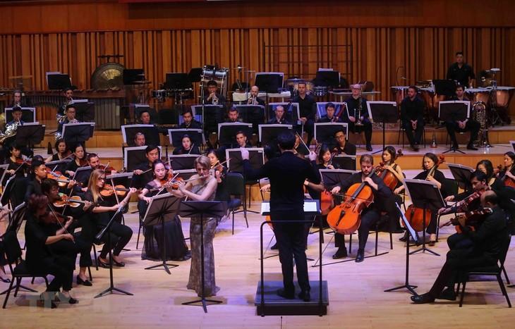 Klassisches Konzert in Ho Chi Minh Stadt - ảnh 1