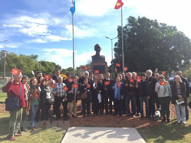 Argentinien würdigt Präsident Ho Chi Minh - ảnh 1