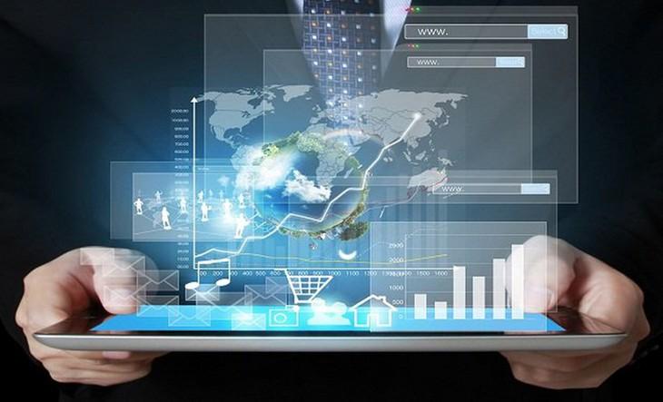 Entwicklung der digitalen Wirtschaft soll Chance für schnelles Wachstum in Vietnam eröffnen - ảnh 1