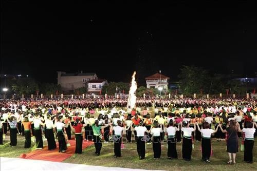 Kultur-Tourismus-Woche in Muong Lo und Fest bei den Reisterrassen Mu Cang Chai im September 2019 - ảnh 1