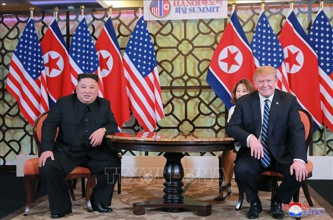 Nordkorea fordert USA die Änderung der Politik - ảnh 1